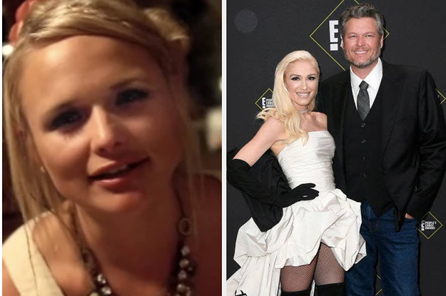 This Video Of Miranda Lambert Talking To Blake Shelton Right Before They Got Married Just Made My Heart Hurt