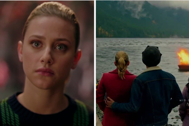35 Things That Actually Happened On Riverdale This Week