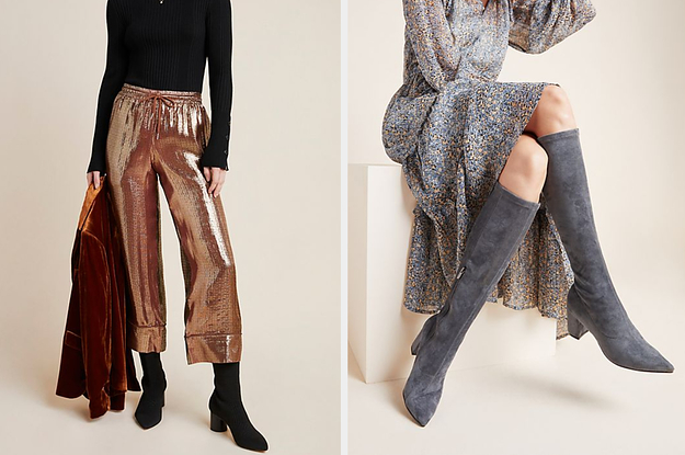 Anthropologie's 30% Off Everything Sale Is Here To Help You *Finally* Finish Your Holiday Shopping