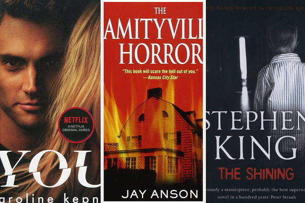 21 Spine-Chilling Novels Perfect For Friday The 13th