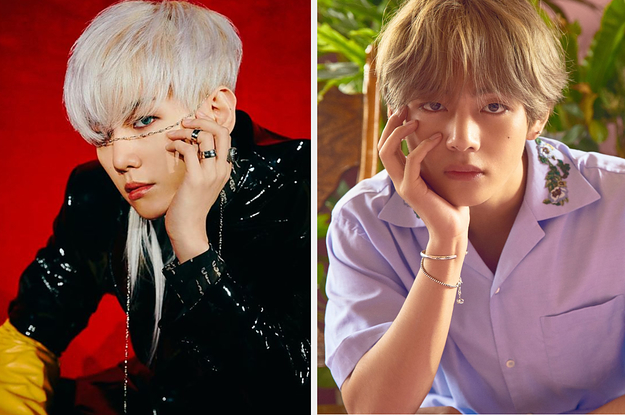 Quiz Which Male K Pop Idol Will You Date Based On Your Favorite Foods