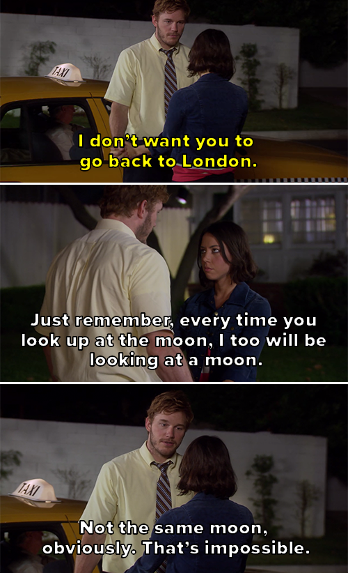 17 Times April And Andy From Parks And Rec Proved That Love Is Weird