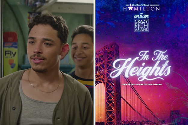 The In The Heights Trailer Just Dropped And Ay Mi Madre Its Amazing