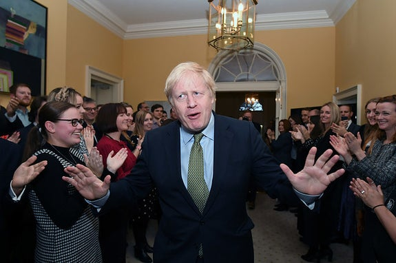 Boris Johnson's Conservatives Have Won A Huge Majority In The UK General Election