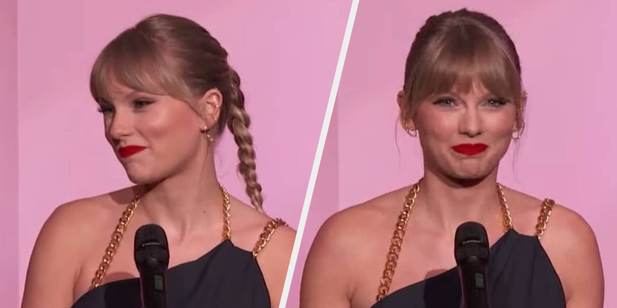 """Taylor Swift's """"Woman Of The Decade"""" Speech Called Out """"Toxic Male Privilege"""" In The Music Industry"""