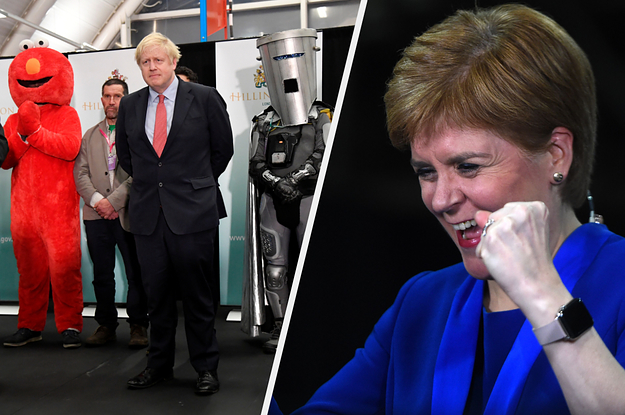 15 Bizarre Moments From UK Election Night That You Might Have Missed
