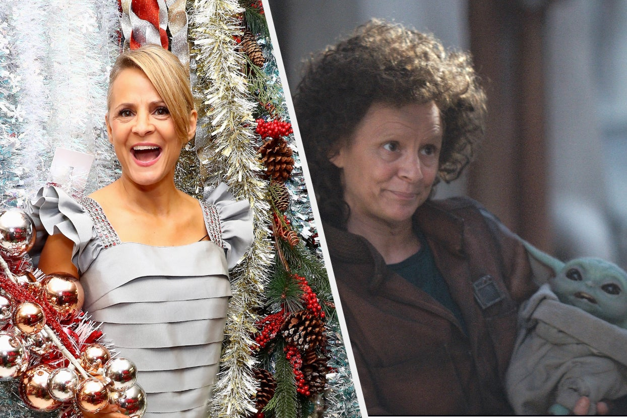 Amy Sedaris Talks About Everything From Baby Yoda To How To Survive The Holidays