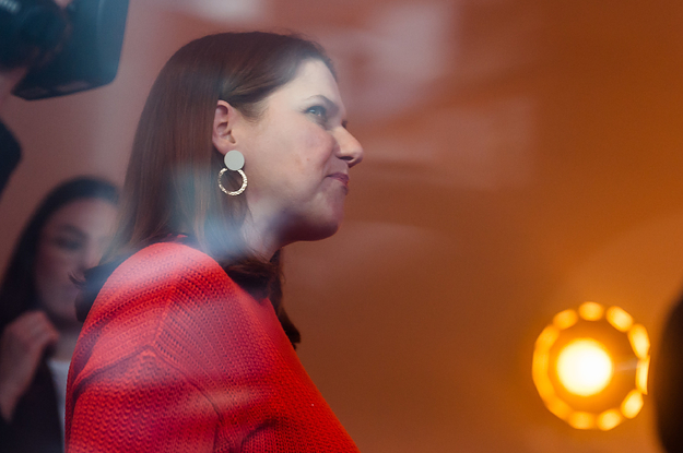 Liberal Democrat Leader Jo Swinson Has Lost Her Parliamentary Seat