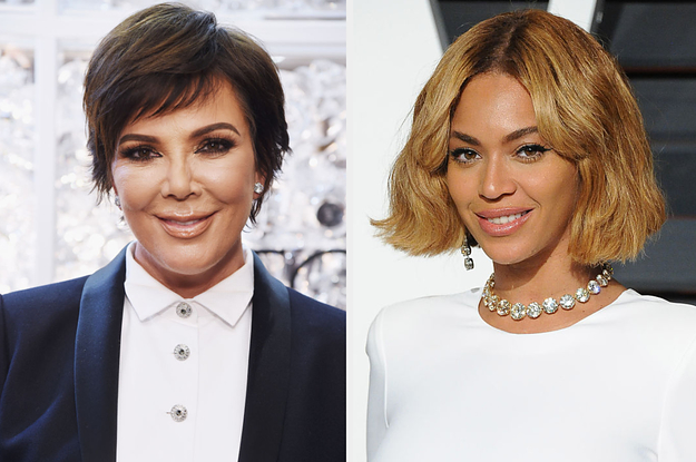 People Think Kris Jenner Interviewed A Young Beyoncé In This Throwback Video And I Need Answers
