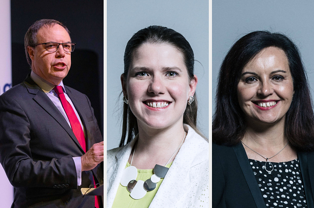 These Are The MPs Who Lost Their Seats In The 2019 General Election