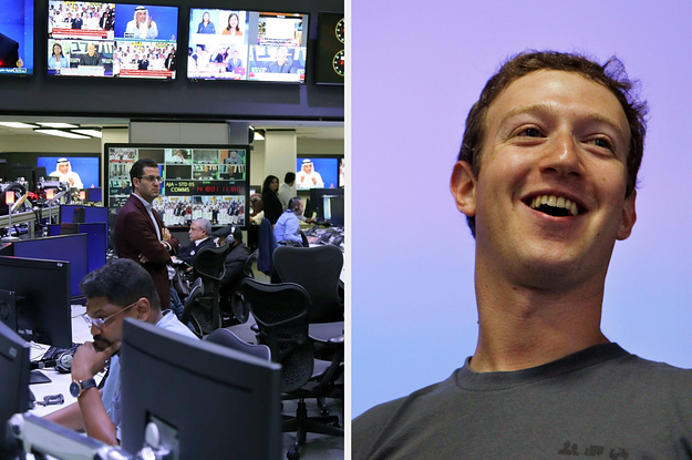 """Facebook Will Call Some Media """"State Controlled."""" Al Jazeera Says That's """"Dangerous."""""""