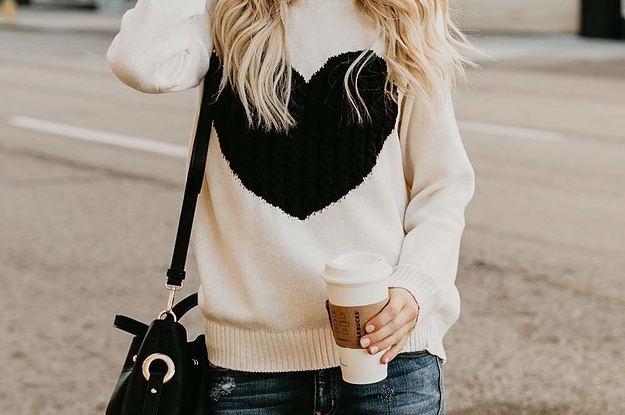 26 Sweaters And Sweatshirts Under $30 That'll Help Keep You Warm This Winter