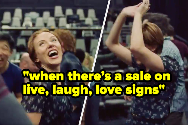 """Scarlett Johansson's Dance Scene From """"Marriage Story"""" Has Turned Into A Meme, And It's Glorious"""
