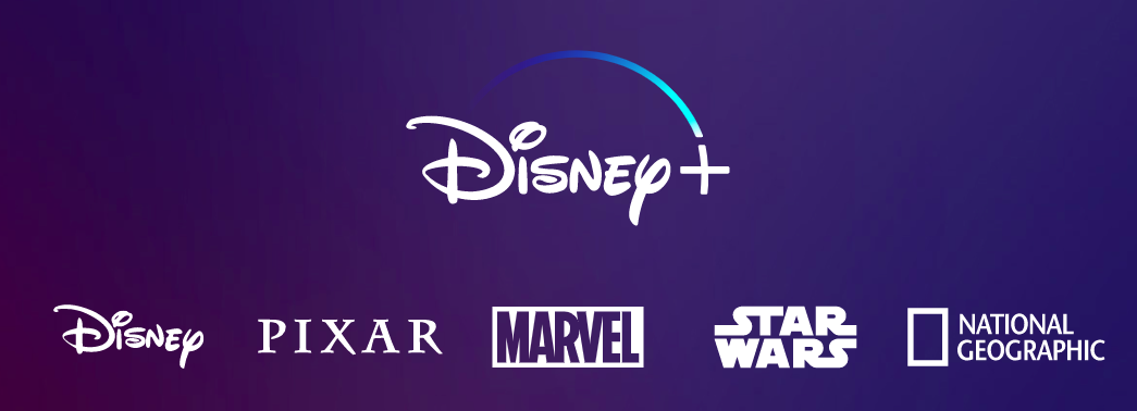Disney+ banner