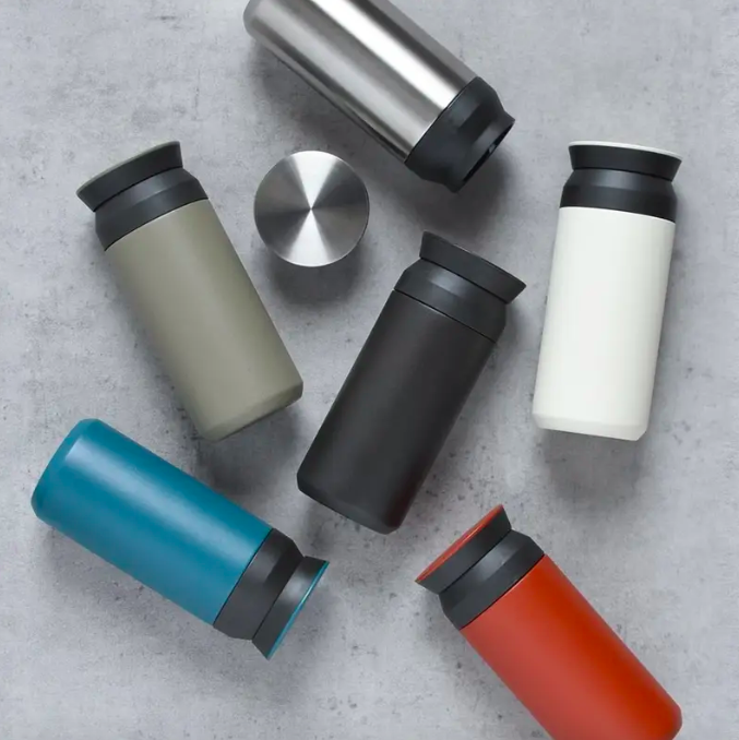 Kinto drinking vessel in different colors