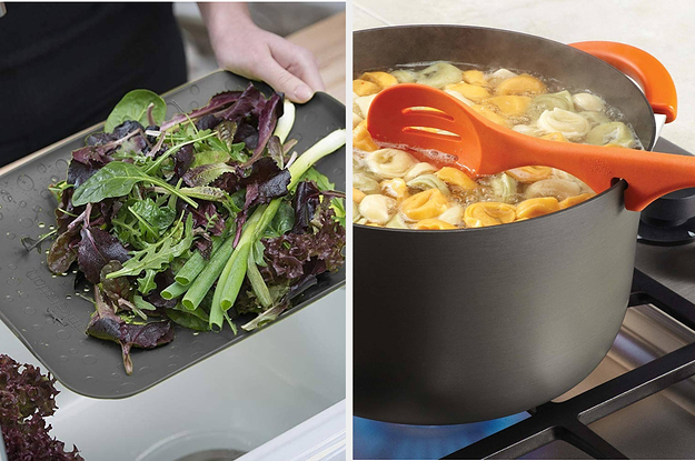 27 Products To Help You Cook Without Dirtying The Entire Kitchen