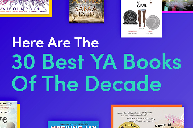 The 30 Best YA Books Of The Decade