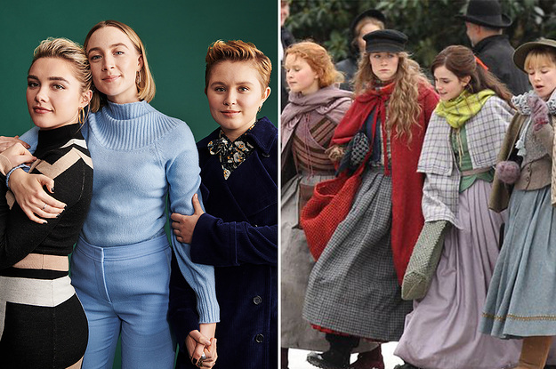 """The Cast Of """"Little Women"""" Found Out Which March Sister They Really Are And Now You Can Too"""