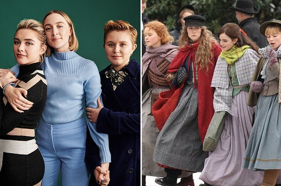 "The Cast Of ""Little Women"" Found Out Which March Sister They Really Are And Now You Can Too"