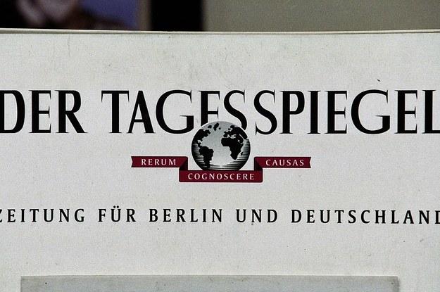Tagesspiegel kündigt Reporter nach Stalking- und Belästigungsvorwürfen