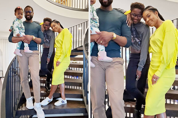 Dwyane Wade Defended His Son For Wearing ...