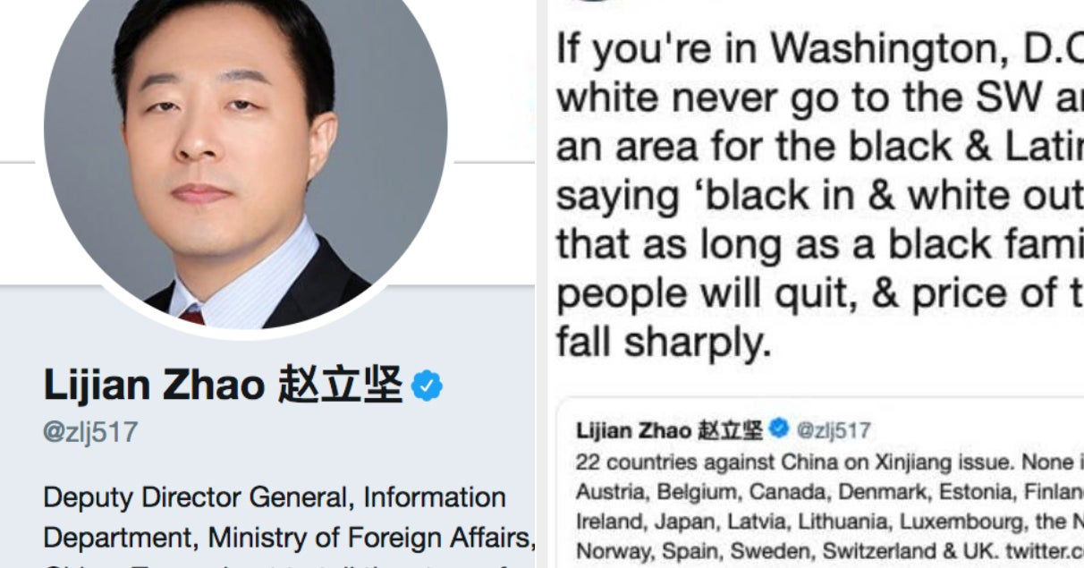 Meet Zhao Lijian, The Chinese Diplomat Who Got Promoted For Trolling The US On Twitter
