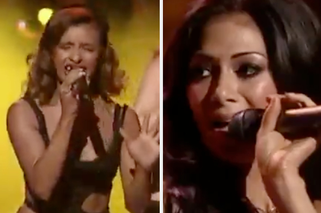 An Awkward Clip Of The Pussycat Dolls Performing Is Going Viral Because It Shows Exactly Why Melody Thorton Isn't Part Of The Reunion