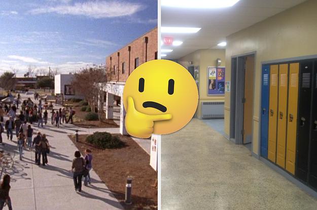 This Teen Drama High School Quiz ...