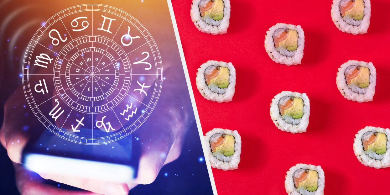Can We Guess Your Zodiac Sign Based On The Sushi You Choose?