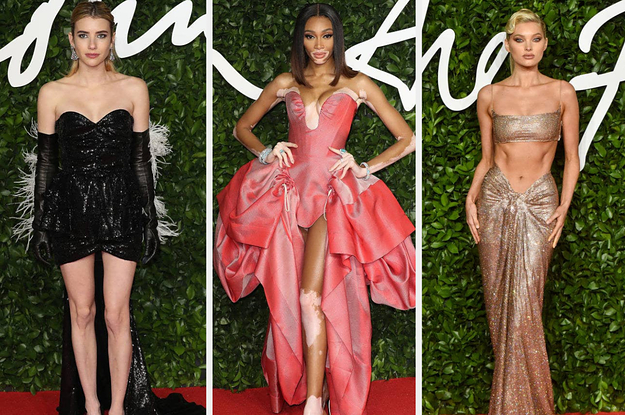 Here's What All The Celebrities Wore ...