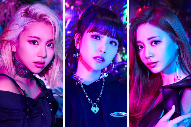 Your K-Pop Song Choices Will Reveal ...