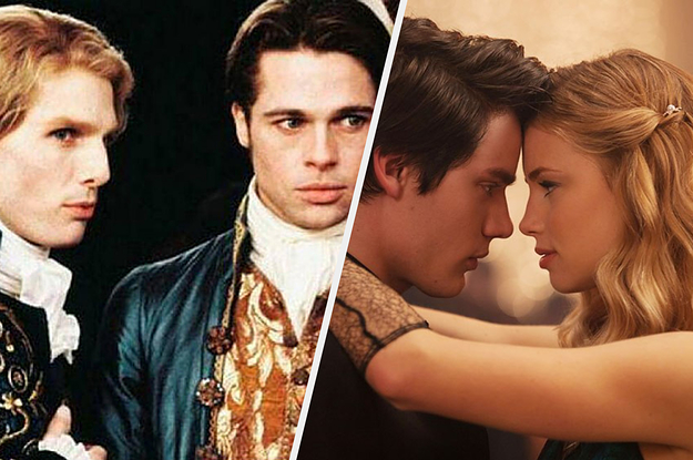 Here Are 26 Popular Movies About Vampires — How Many Have You Seen?
