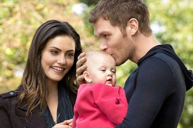 """Which """"The Originals"""" Character Matches Your Personality?"""