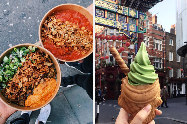 24 Cheap Eats You Can't Leave London Without Trying