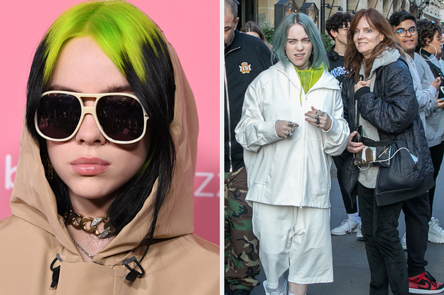 Billie Eilish's Mom Talking About How Proud She Is Of Billie Is Amazing