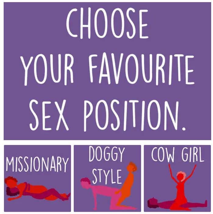 Sex quiz for guys