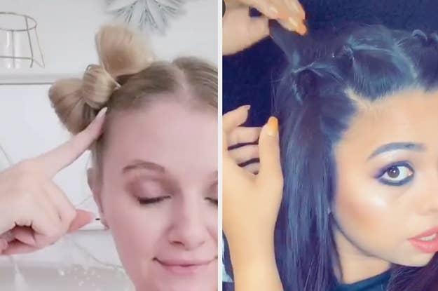 Cute Bandana Hairstyles Tiktok Hot Tiktok 2020