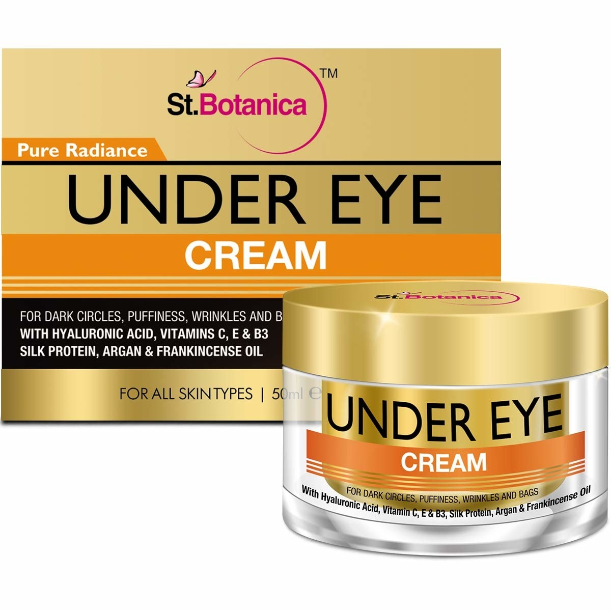 Under-eye cream