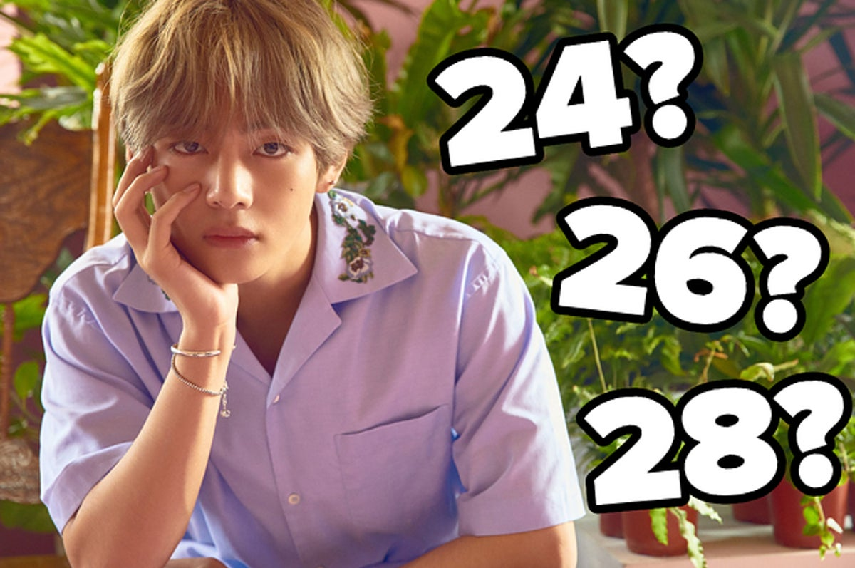 Quiz Do You Know How Old These K Pop Idols Are