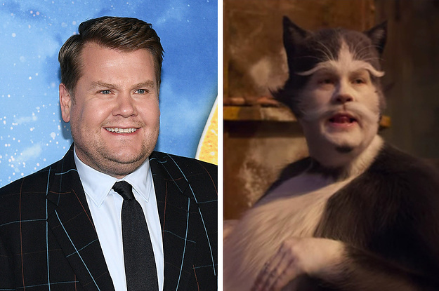 James Corden Said He S Heard Cats Is Terrible Even Though He S In The Movie