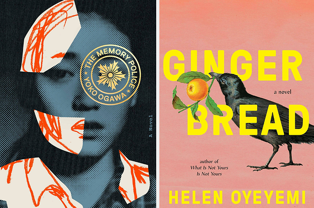 The 44 Most Stunning Book Covers Of 2019