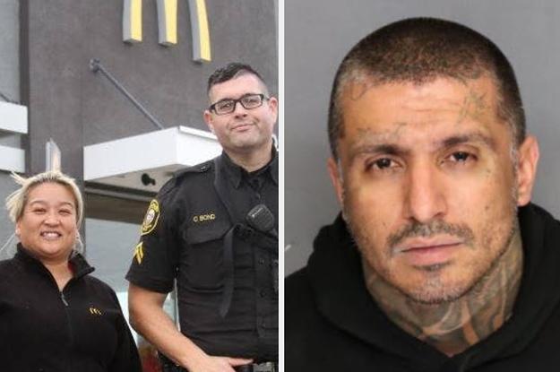 """Estos trabajadores de McDonald's ayudaron a salvar a una mujer después de que ella pronunció """"Ayúdame"""" en el Drive-Thru thumbnail"""
