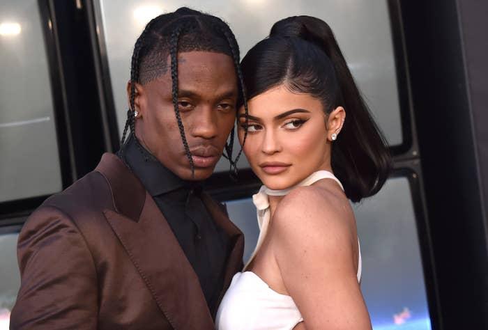 Image result for Kylie Jenner and Travis Scott