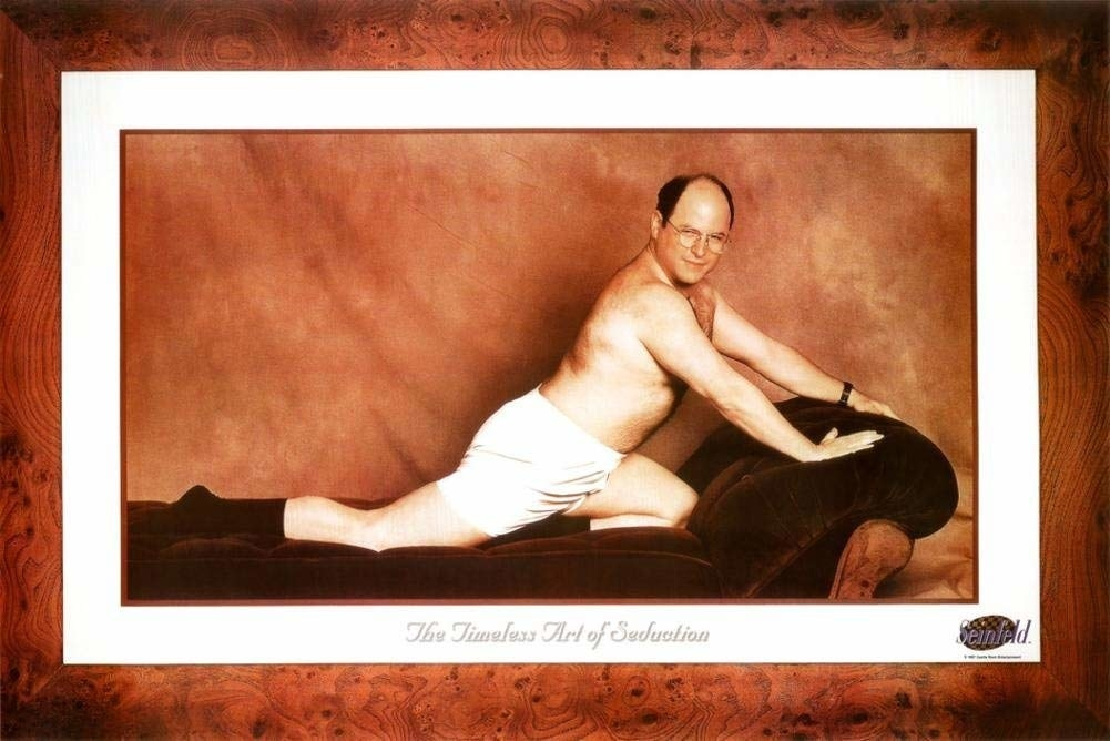 The Seinfeld George: The Timeless Art of Seduction poster