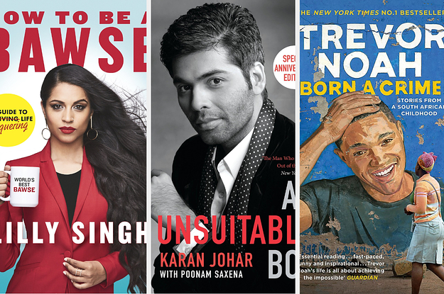 16 Must-Read Books By Celebrities You Know And Love