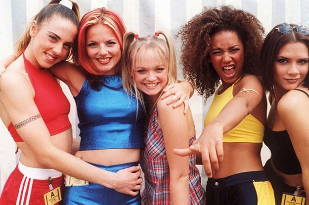 Find Out Which Spice Girl You're ...