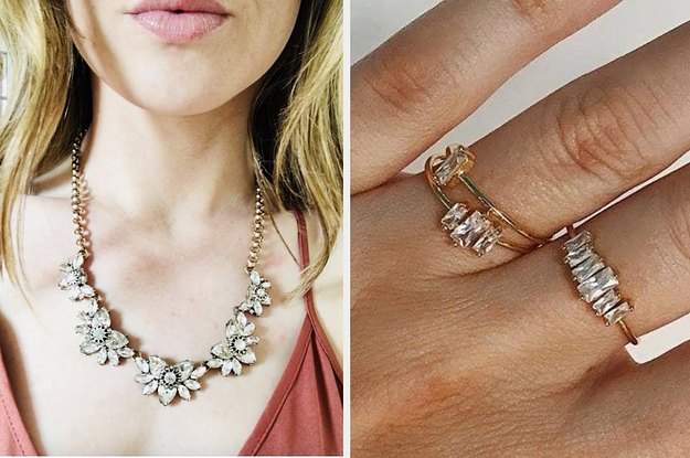 35 Gorgeous Pieces Of Jewelry That'll Make Perfect Gifts