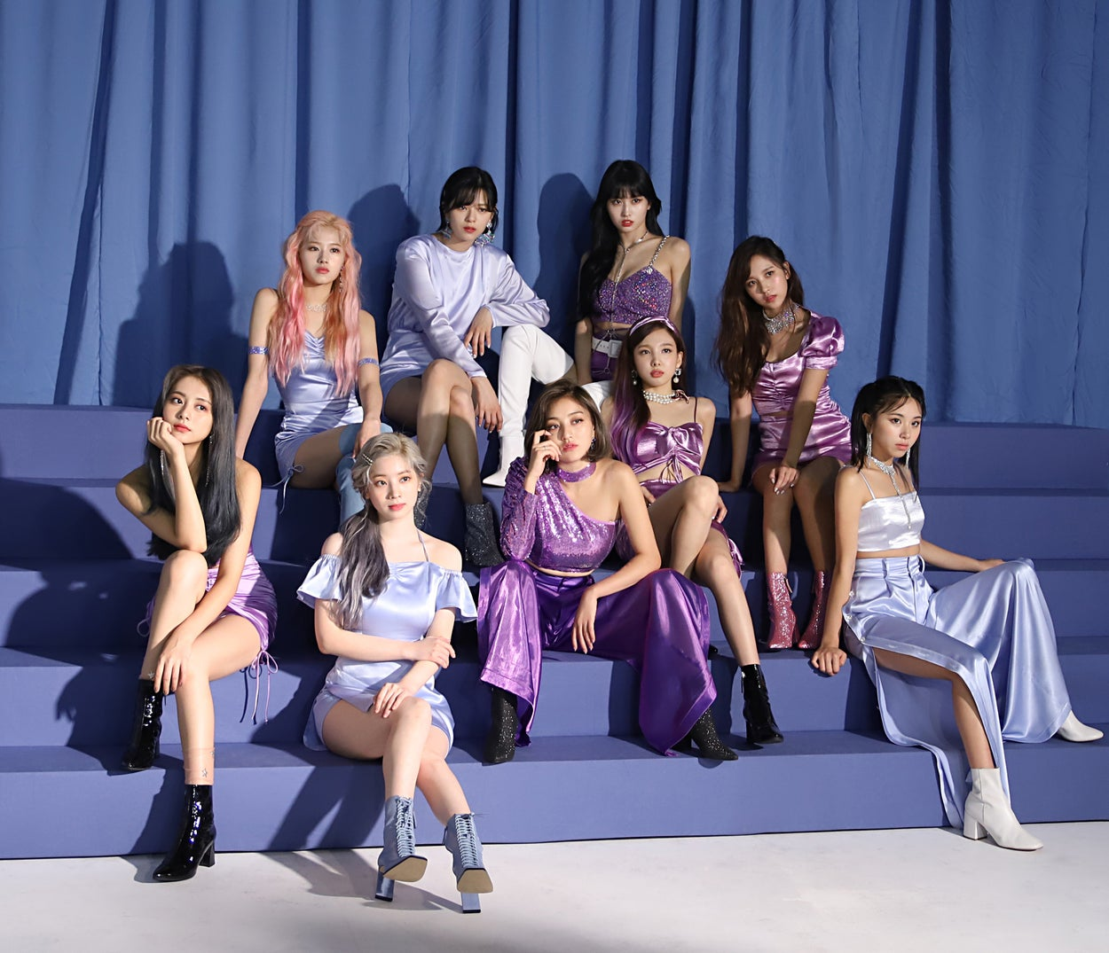 K-Pop Sensation Twice Tells Us About Their Bond With Once, Managing Stress, And The Impact Of