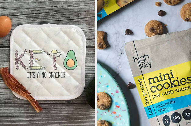 21 Gifts For Your One Friend Who's Keto And Won't Shut Up About It
