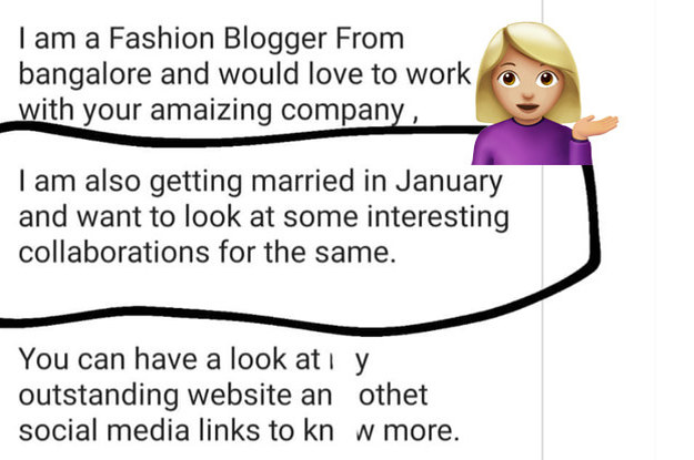 17 Screenshots Of Interactions With Influencers That Are Going To Annoy You So Much